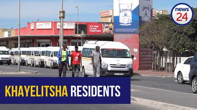 WATCH | 'Some of us will starve' - Khayelitsha residents frustrated over looming lockdown
