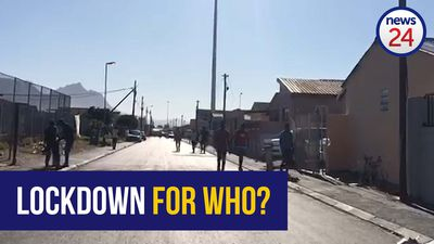 WATCH | Lockdown or weekend? Cape Town communities defy the president's call for home confinement
