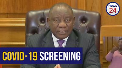 WATCH | Government launches new mass Covid-19 screening project