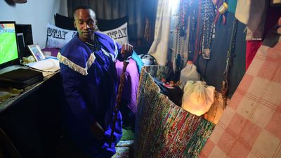 TRADITIONAL HEALERS FEEL 21 DAYS LOCKDOWN!