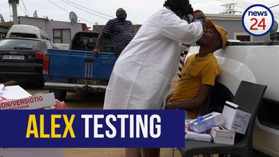 WATCH | Alexandra residents get screened and tested for COVID-19