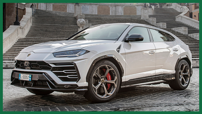 Lamborghini Urus - Everything you'd expect, and more