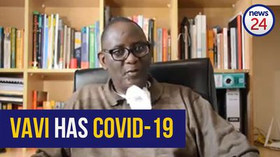 WATCH | Zwelinzima Vavi and 7-year-old grandson tests positive for Covid-19