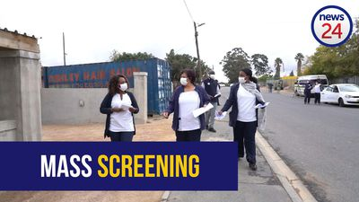 WATCH | Drakenstein district rolls out mass coronavirus screenings
