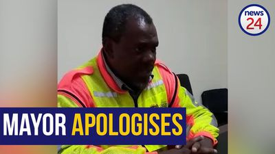 WATCH | Lockdown: Welkom mayor apologises for 'boesman' remark