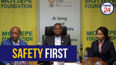 WATCH | Motsepe Foundation donates personal protective equipment for healthcare workers