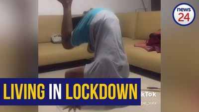 WATCH | PART 6: Here are some of the antics South Africans have been getting up to in lockdown