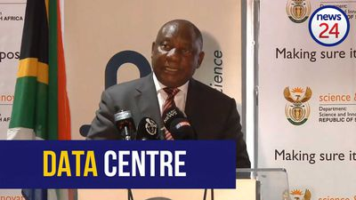 WATCH | President Ramaphosa impressed by the Department of Health's information centre