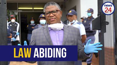 WATCH | Mbalula lays charge against Somizi for spreading fake news and misinformation over lockdown