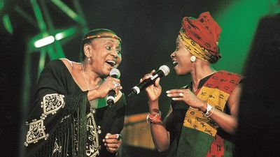 LISTEN: Angélique Kidjo re-records Miriam Makeba's 'Pata Pata' for UNICEF