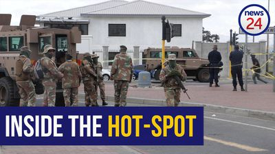 WATCH | BELLVILLE RED ZONE: A look inside one of SA's top Covid-19 hotspots