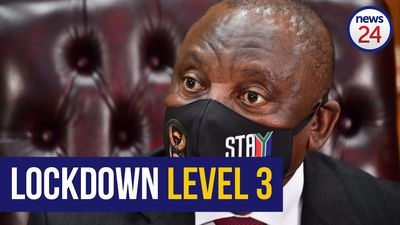 WATCH | Lockdown Level 3: Whole of SA will be lowered as of 1 June