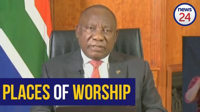 WATCH | Ramaphosa green lights religious gatherings under Level 3