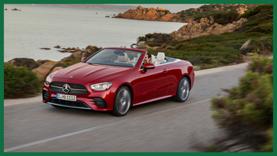 Mercedes-Benz's new E-Class coupé and cabriolet