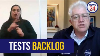 WATCH | Backlog of 100 000 Covid-19 tests in SA - Western Cape premier Alan Winde claims