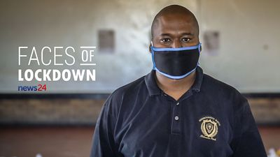 WATCH | FACES OF LOCKDOWN: Leonardo Green
