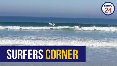 WATCH | Surfers Corner at Muizenberg pumping on day one of lockdown Level 3