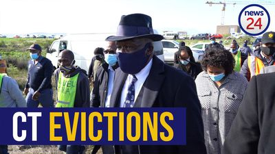 WATCH | 'A human being treated like a pig' - Bheki Cele during visit to Bulelani Qolani