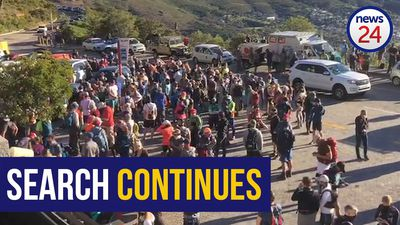 WATCH | Search for runner missing on Table Mountain continues