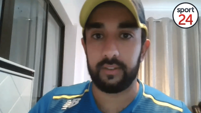 Tabraiz Shamsi on new Proteas role: This is just the beginning