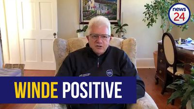 WATCH | Premier Alan Winde tested positive for Covid-19 on Wednesday, has type 2 diabetes