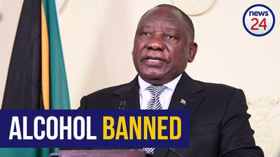 WATCH | Ramaphosa announces immediate ban on alcohol sales, new curfew