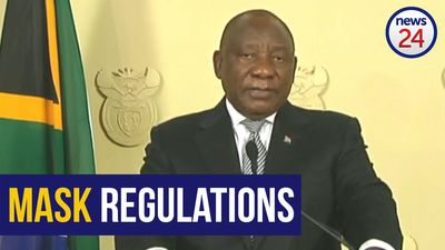 WATCH | Regulations on the wearing of masks will be strengthened - Ramaphosa