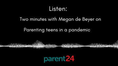 LISTEN: Parent24 presents Two Minutes With Psychologist Megan de Beyer