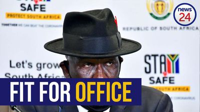 WATCH | Bheki Cele on his dismissal as police commissioner over a decade ago