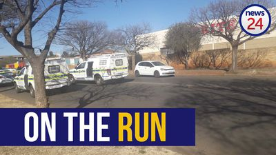 WATCH | Manhunt: Two suspects on the run after Shoprite robbery
