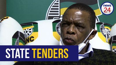 WATCH | Show me one leader of the ANC who has not done business with the state - Magashule
