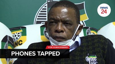 WATCH | Targeted and followed: Ace Magashule sounds criminal justice system interference alarm