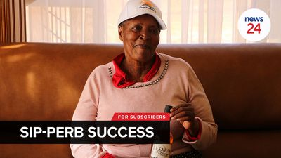 WATCH | Sip-perb: Pensioner defies the odds and starts winery in her backyard in Sebokeng township