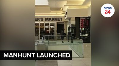 WATCH   Jewellery store robbed in Bryanston