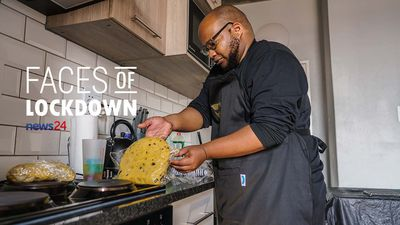 WATCH   Faces of Lockdown: Kabelo Molepo