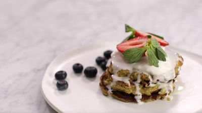 3 Tips for Fluffy Gluten Free Pancakes