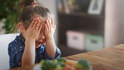 Fussy Eating - Why Are Some Kids Fussy Eaters?