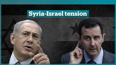 Will Netanyahu and Assad clash over the Golan Heights?