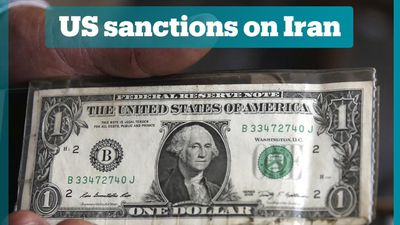 US reimposes first round of sanctions against Iran