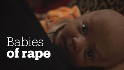Rohingya babies of rape