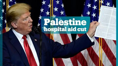 US cuts $25 million aid from Palestinians in East Jerusalem hospitals