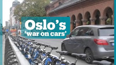 Oslo plans to get rid of cars from its city centre