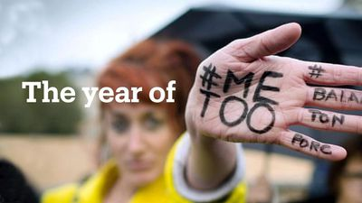 One year of the #MeToo movement