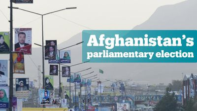 Afghanistan's parliamentary elections: 5 things to know