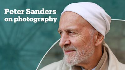 Peter Sanders talks about photography and his artistic journey