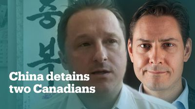 Second Canadian detained in China