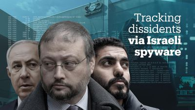 The Israeli spyware that Saudis used to track Khashoggi
