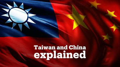 Taiwan and China explained