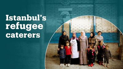 Meet the refugee women who established a kitchen in Istanbul