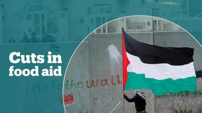 UN forced to cut food aid to Palestinians